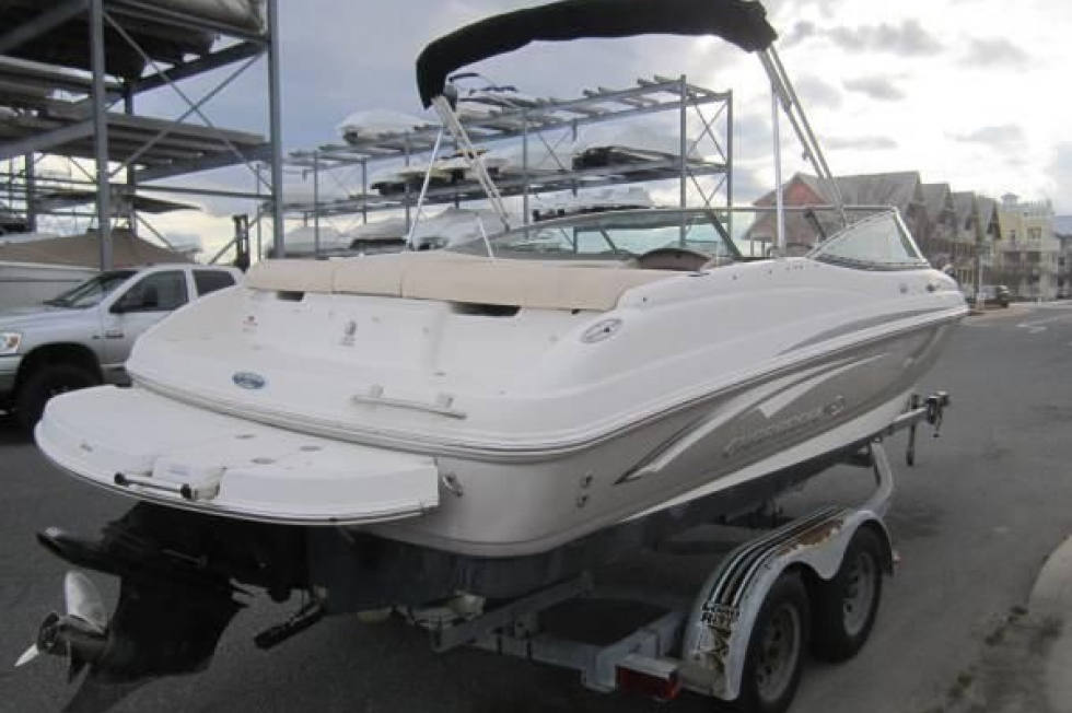 2007 Chaparral 210 SSI for Sale - by Hawk's Yachts